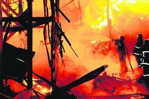 Право погорельцев на компенсацию на приобретение жилья при пожаре частного дома
