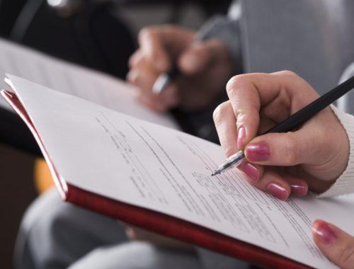 Образец заполнения заявления на льготу по земельному налогу, на квартиру для пенсионеров в налоговую инспекцию, бланк