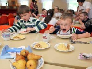 Кому положена льгота на бесплатное питание в школе