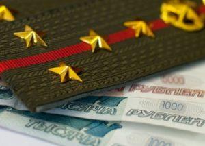 Сколько окладов выплачивают при выходе на пенсию военнослужащим, компенсация за вещевое имущество при увольнении по оргштатным мероприятиям, какие выплаты положены, выходной пособие