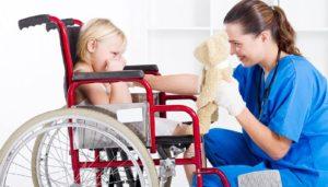 Соц поддержка малоимущим детям инвалидам