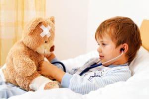 Больничный лист маме по уходу за ребенком инвалидом