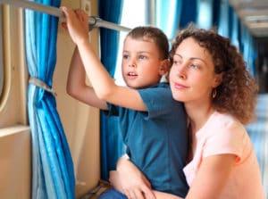 Бесплатный проезд обоим родителям из многодетной семьи
