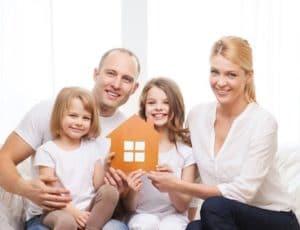 Жилищная субсидия многодетным семьям на строительство дома, дают миллион денег, программа помощи, сертификат, что положено